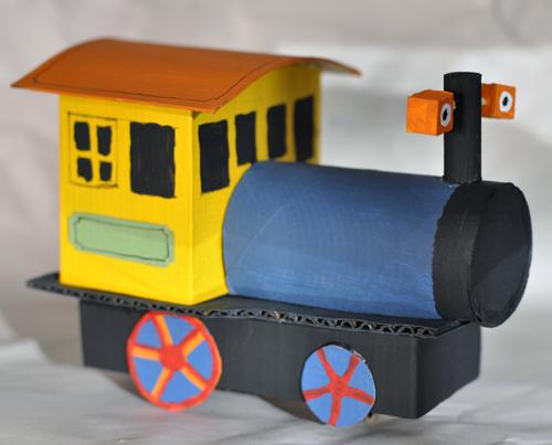 TP1 Paint Scheme Model